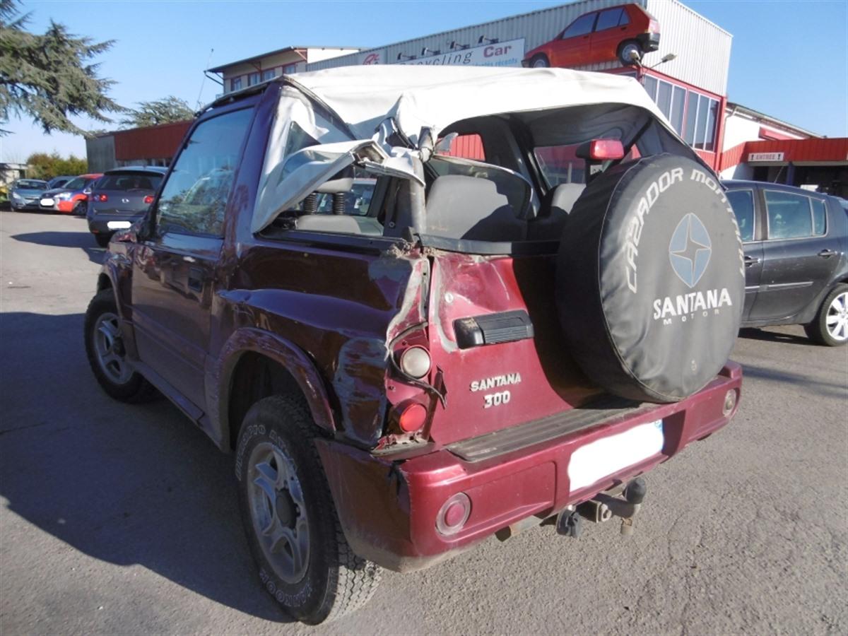 recycling car d constructeur automobile d tail du v hicule n 8105 santana s300. Black Bedroom Furniture Sets. Home Design Ideas
